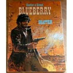 Blueberry album nr. 21 - Skatten (1. opplag)