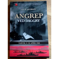 Angrep ved daggry - Narvi, 9-10. april 1940