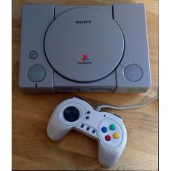 Playstation 1: Konsoll med utstyr - Audophile Version SCPH-1002