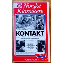 Norske Klassikere - Kontakt (VHS)