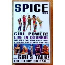 Spice Girls - Girl Power! - Live in Istanbul (VHS)