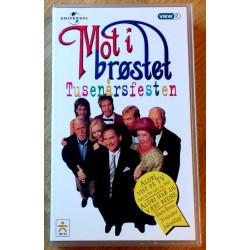 Mot i brøstet: Tusenårsfesten (VHS)