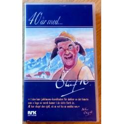 40 år med Oluf (VHS)