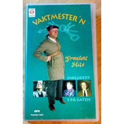 Vaktmester'n - Greatest Hits (VHS)