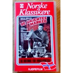 Norske Klassikere - De ukjentes marked (VHS)