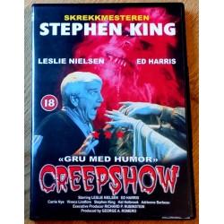 Creepshow - Skrekkmesteren Stephen King (DVD)
