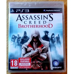 Playstation 3: Assassins Creed Brotherhood (Ubisoft)