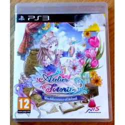 Playstation 3: Atelier Totori - The Adventurer of Arland