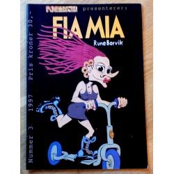 Forresten presenterer Fia Mia - 1997 - Nr. 3