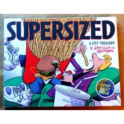 Zits - Supersized - A Zits Treasury