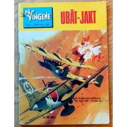 På Vingene: 1971 - Nr. 7 - Ubåt-jakt