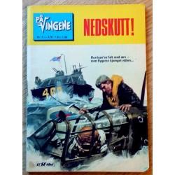 På Vingene: 1971 - Nr. 9 - Nedskutt!