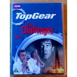 Top Gear - The Challenges - Del 2 (DVD)