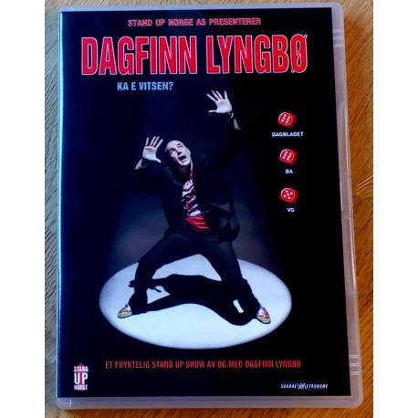 Dagfinn Lyngbø - Ka e vitsen? (DVD)