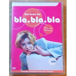 Det beste fra bla.bla.bla - Anne Kat. Hærland (DVD)