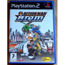 Action Man A.T.O.M. Alpha Teens on Machines (Playstation 2)