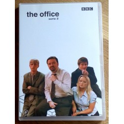 The Office - Serie 2 (DVD)