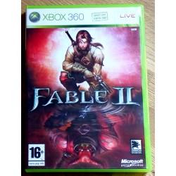 Xbox 360: Fable II (Lionhead Studios)