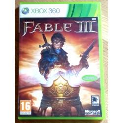 Xbox 360: Fable III (Lionhead Studios)