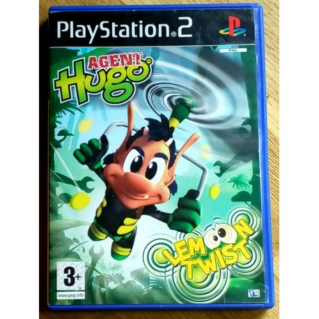 Agent Hugo - Lemoon Twist (Playstation 2)