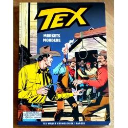 Tex - Nr. 42 - Mørkets mordere - Tex Willer kronologisk i farger