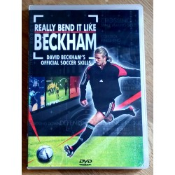 Really bend it like Beckham - David Beckham's Official Soccer Skills (DVD)