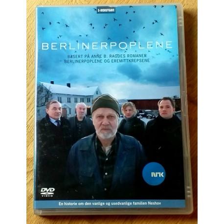 Berlinerpoplene - 2-diskutgave (DVD)