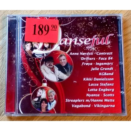 Dansejul (CD)