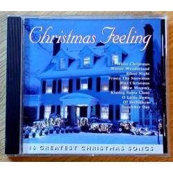 Christmas Feeling - 16 Greatest Christmas Songs (CD)