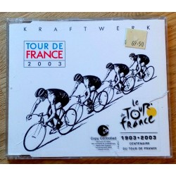Kraftwerk: Tour De France 2003 (CD)
