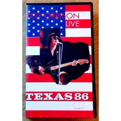 Roy Orbison Live - Texas 86 (VHS)