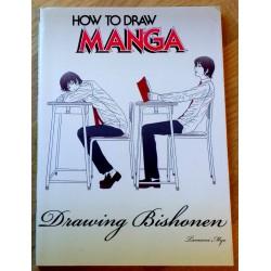 How to Draw Manga - Drawing Bishonen