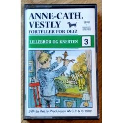 Anne-Cath. Vestly - Lillebror og Knerten 3 (lydbok)