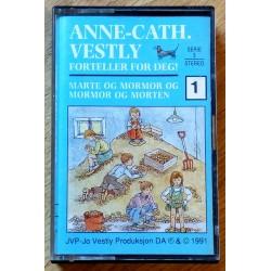Anne-Cath. Vestly - Marte og Mormor og Mormor og Morten 1 (lydbok)