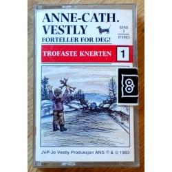 Anne-Cath. Vestly - Trofaste Knerten 1 (lydbok)