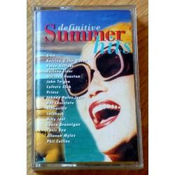 Definitive Summer Hits (kassett)