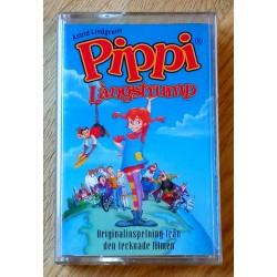 Astrid Lindgrens Pippi Langstrump - Originalinspelning från den tecknade filmen (lydbok)