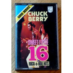Chuck Berry - Sweet Little 16 Rock-n-Roll Hits (kassett)