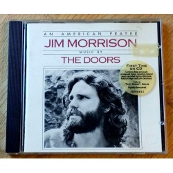 An American Prayer - Jim Morrison - Music by The Doors (CD)