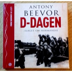D-Dagen - Slaget om Normandie (lydbok)