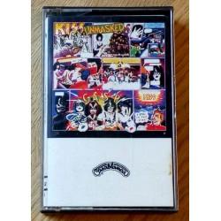 Kiss: Unmasked (kassett)