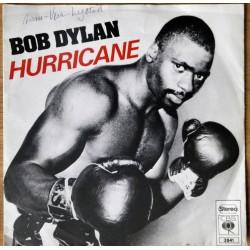 Bob Dylan- Hurricane (Singel)
