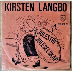 Kirsten Langbo- Julestri- Juleselskap (Singel)