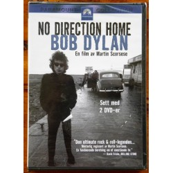 Bob Dylan- No Direction Home (DVD)