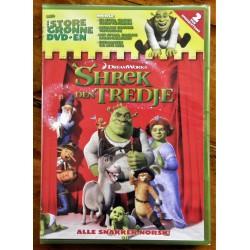 Shrek den Tredje (DVD)