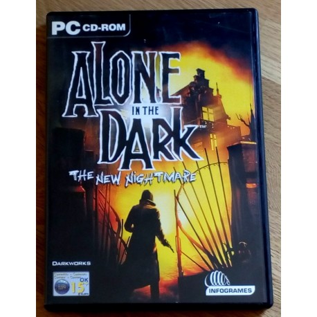 Alone in the Dark - The New Nightmare (Infogrames)
