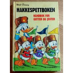 Hakkespettboken - Håndbok for gutter og jenter