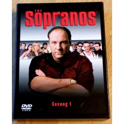 The Sopranos - Sesong 1 (DVD)