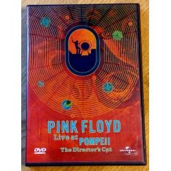 Pink Floyd: Live at Pompeii - The Director's Cut (DVD)