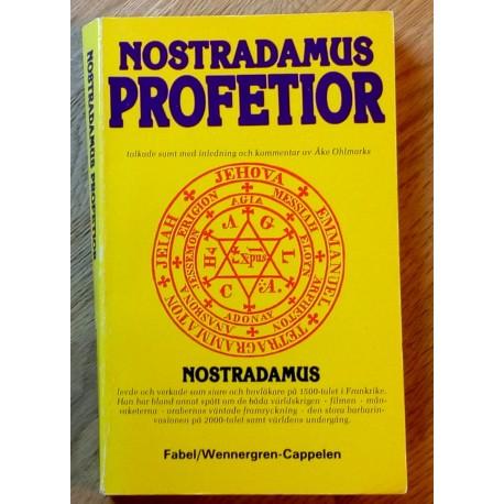 Nostradamus Profetior